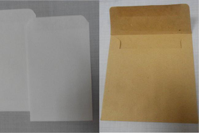 Пакеты из крафта и бумаги